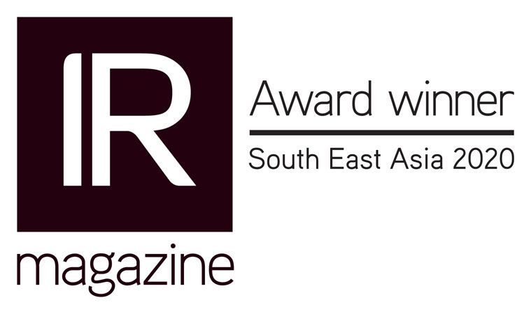 IR Magazine Awards 2020
