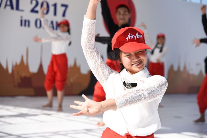 """AirAsia Youth Cultural Ambassadors"" Preserving Thai Arts and Culture"